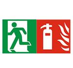 Placas Luminosas Indicativas Emergência